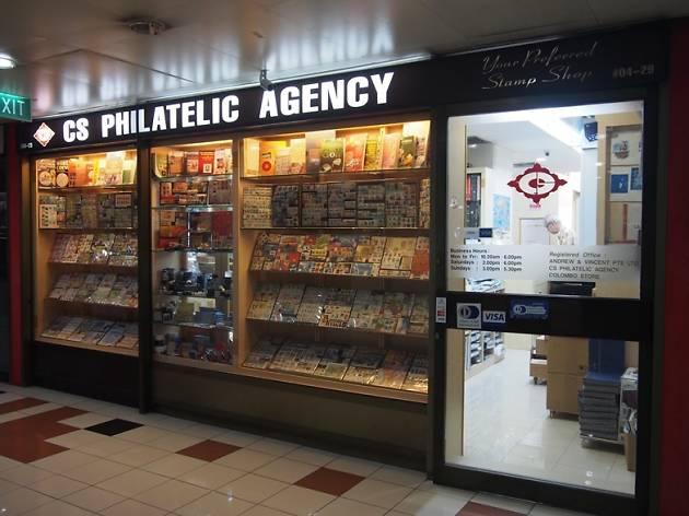 CS Philatelic Agency