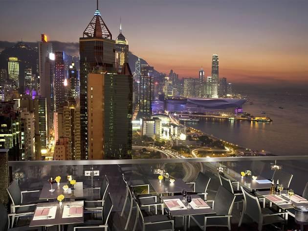 The best Hong Kong rooftop bars - ToTT's