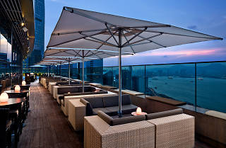 The best Hong Kong rooftop bars - Sugar