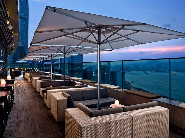The best Hong Kong rooftop bars - Sugar