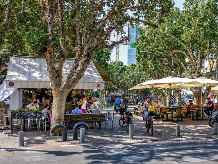 Rothschild Coffee Kiosk