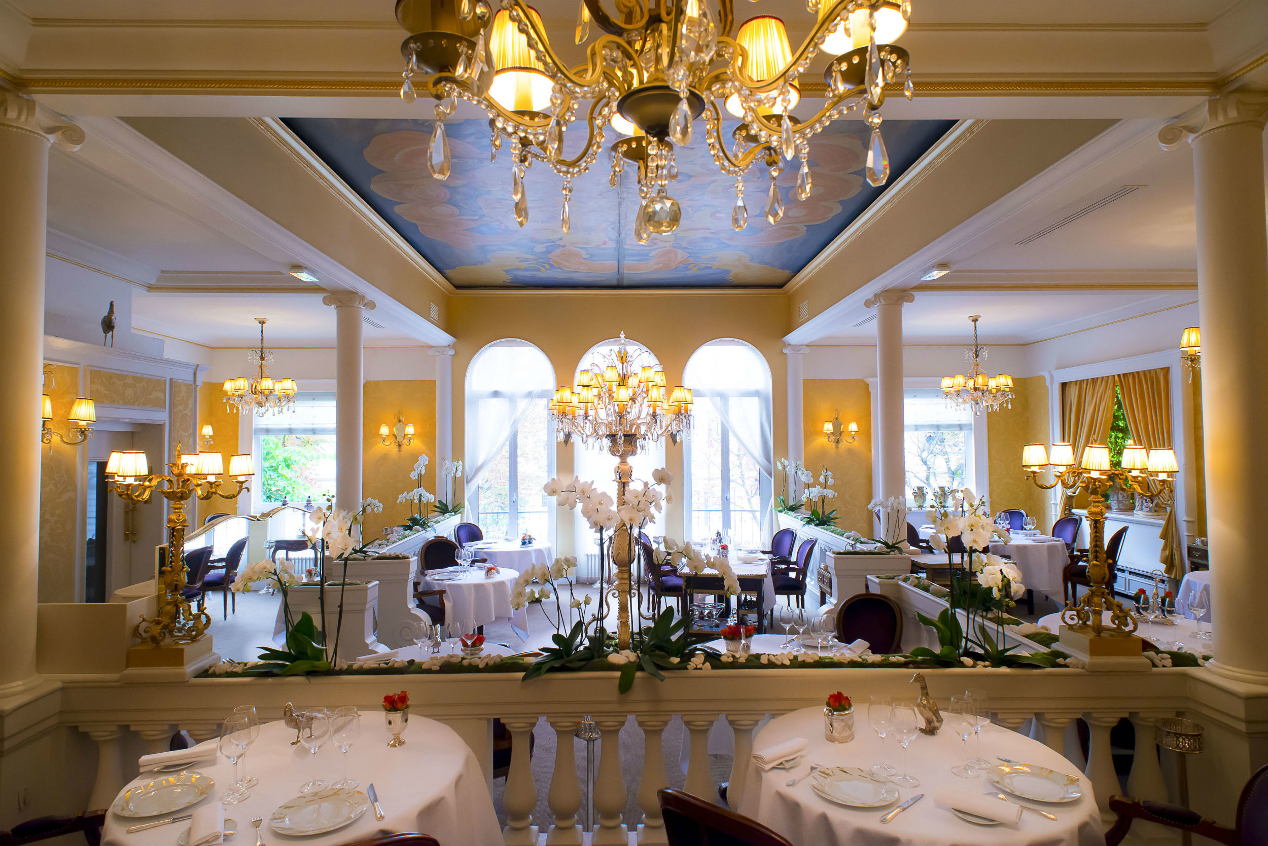 101 great things to do in paris culture restaurants for Paris restaurant