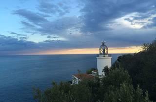 Far de Sant Sebastià i Torre de Guaita