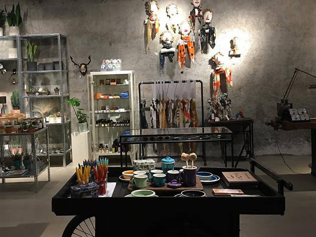 Sıra dışı bir alışveriş deneyimi için: Souq Dükkan