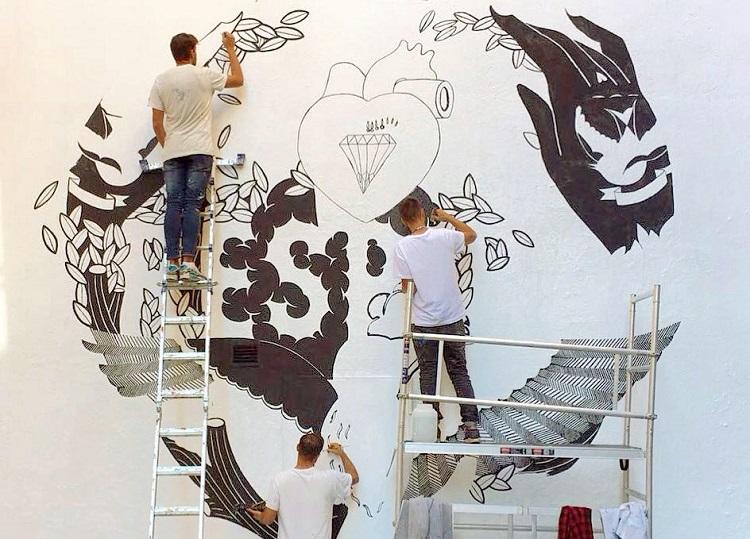 El arte asalta las calles de Madrid