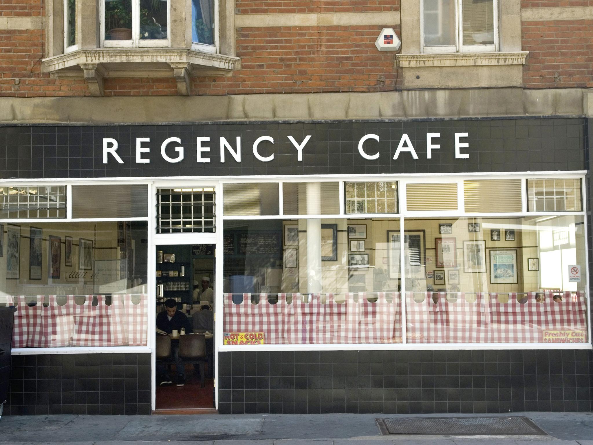 Regency Cafe