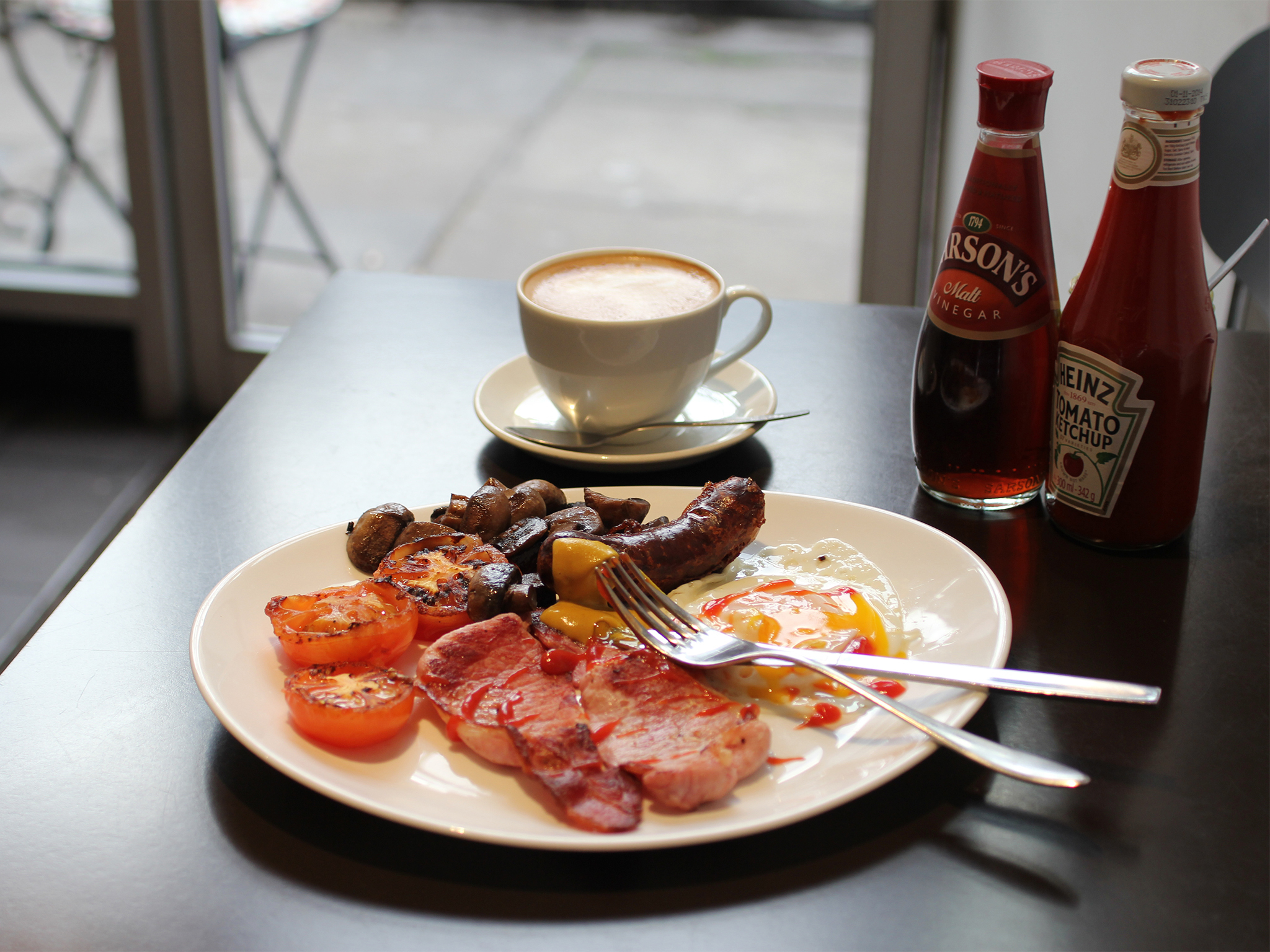 London's best greasy spoon cafes, mario's cafe