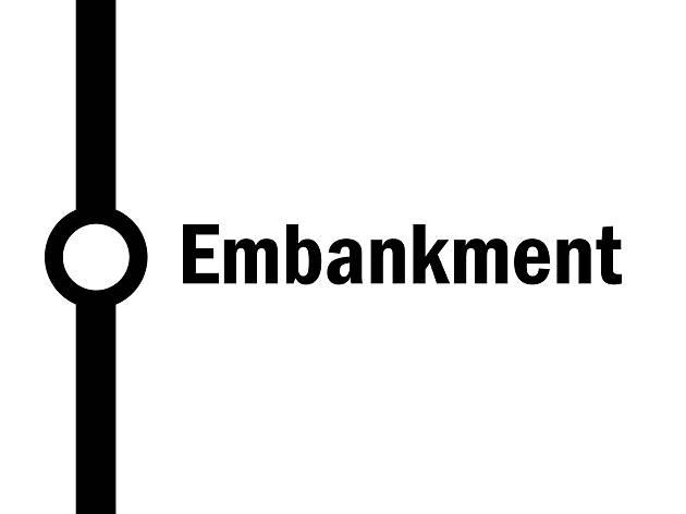 Embankment, Northern line night tube