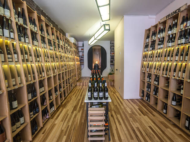 New York's most-loved shop: Leon & Son Wine and Spirits