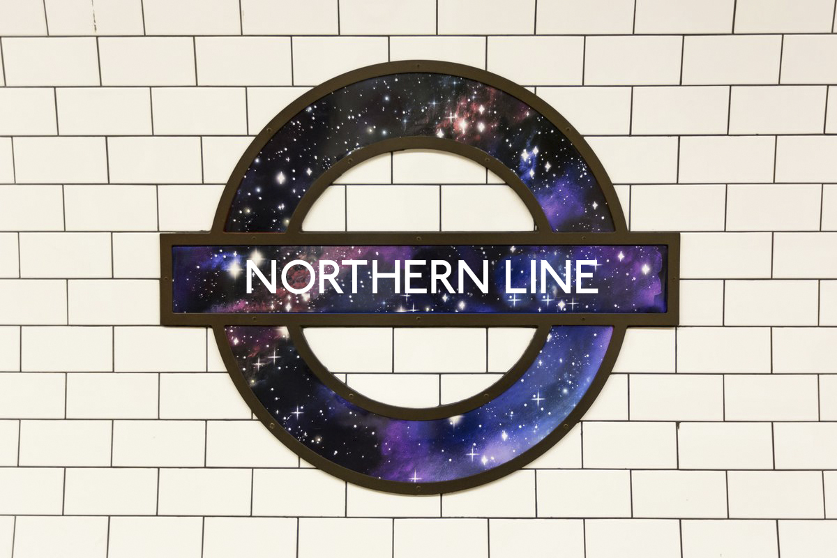 Late-night bars and clubs on the Northern line