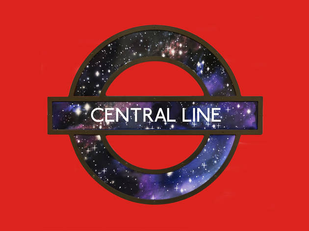Late-night bars and clubs on the Central line