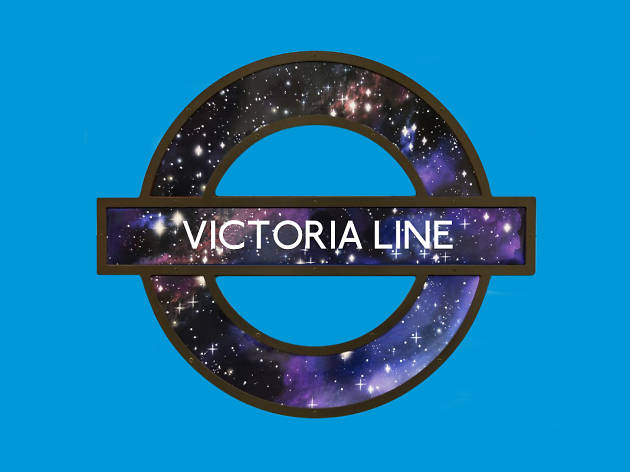 Late-night bars and clubs on the Victoria line
