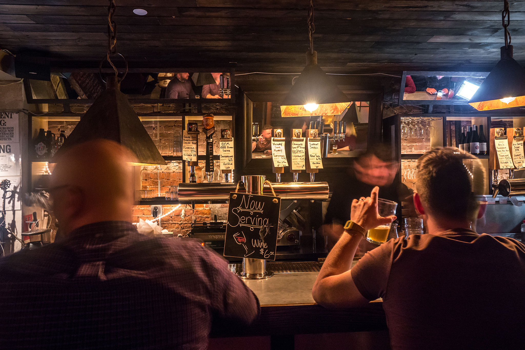 New York's most-loved bar: Alphabet City Beer Co.