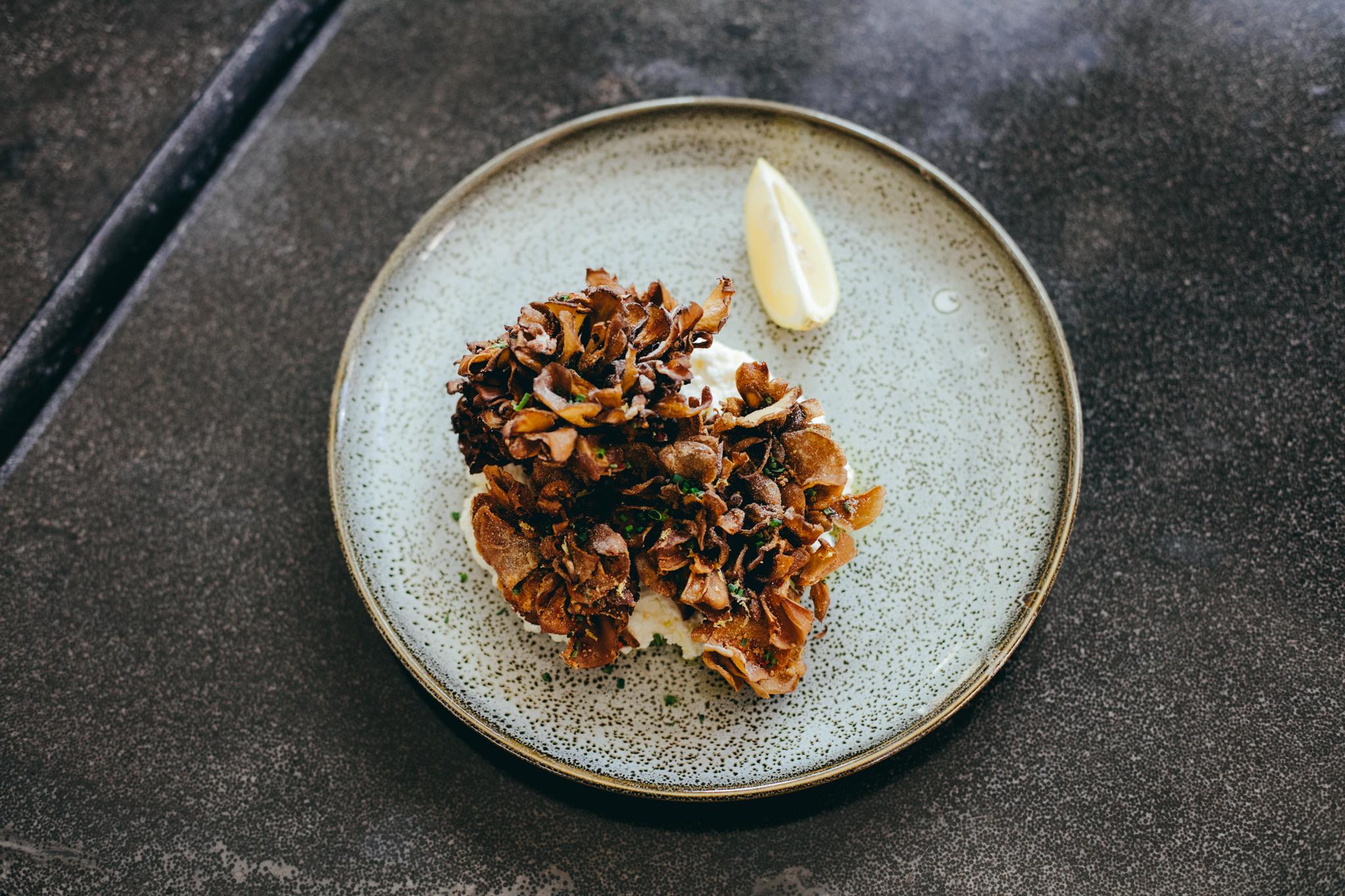 Maitake Mushroom at Mardi