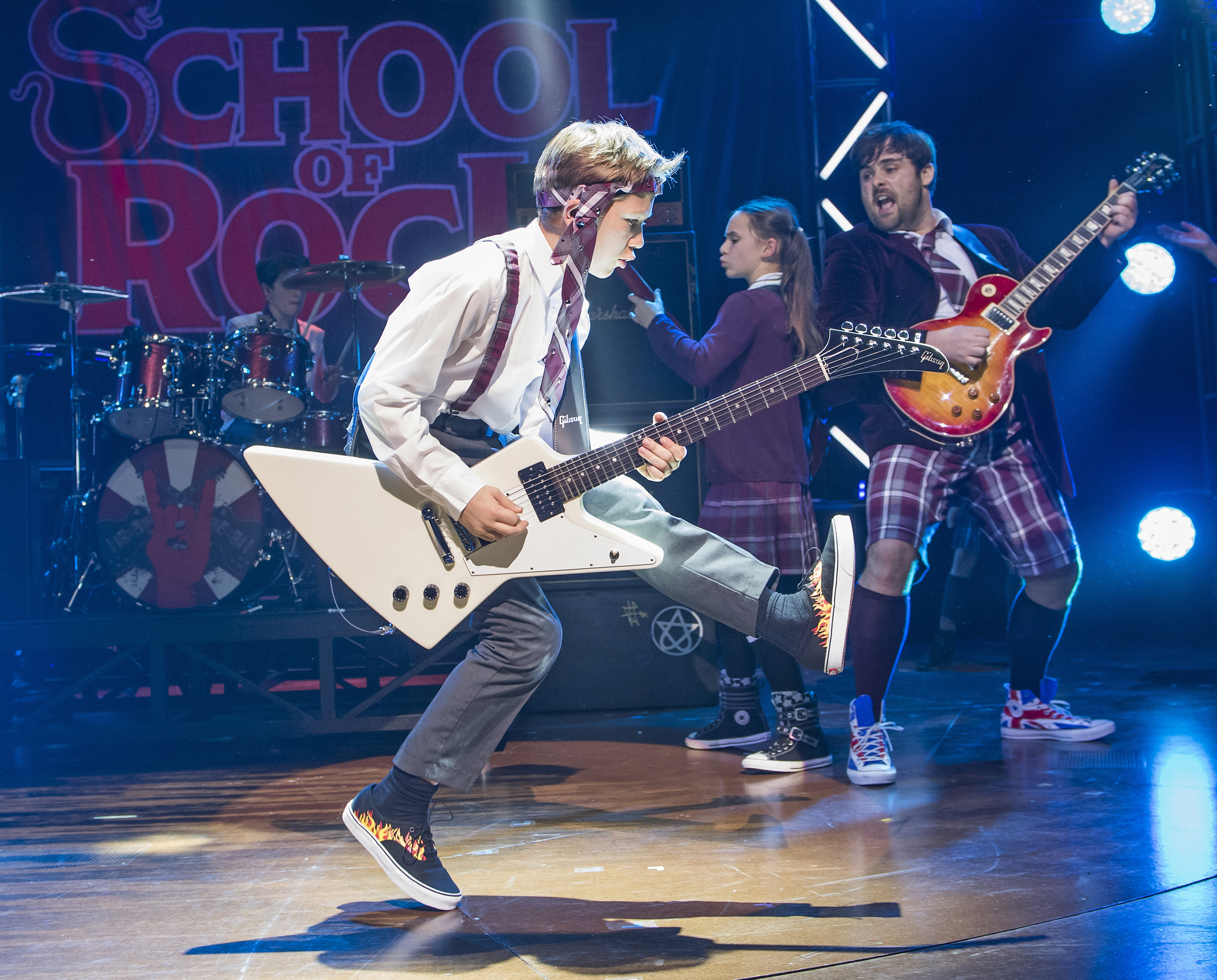 School Of Rock The Musical Tickets And Review Time Out London