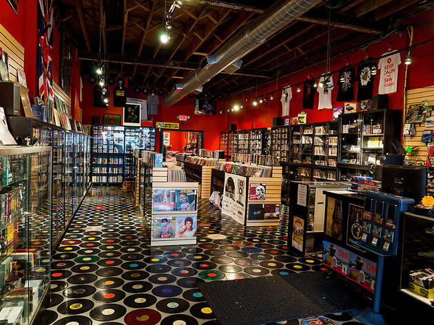 Best Music Stores In Dc For Vinyl Records And Instruments