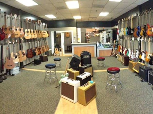 Crossroads Guitar Shop
