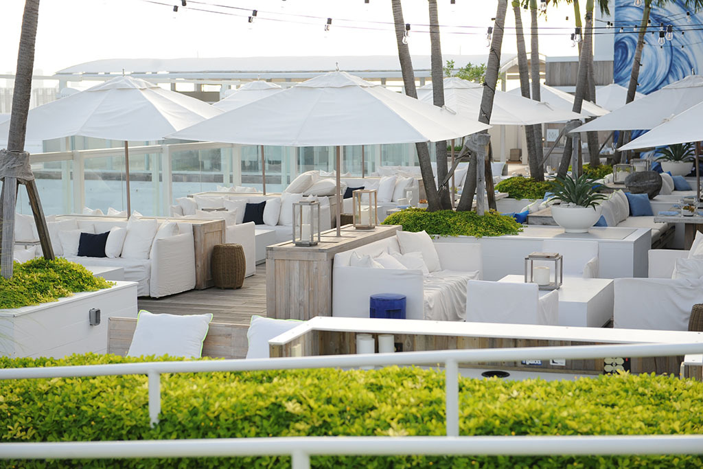 watr on the 1 Rooftop at 1 Hotel & Homes South Beach