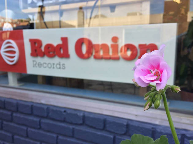 Red Onion Records