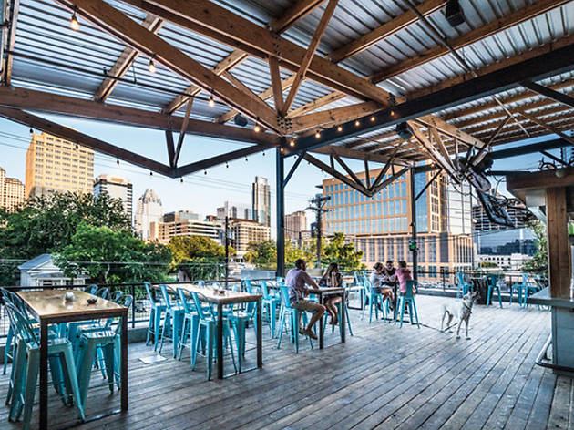 Best Austin Rooftop Bars For Outdoor Drinking With A View