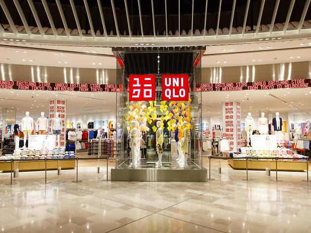 Uniqlo: Eastland