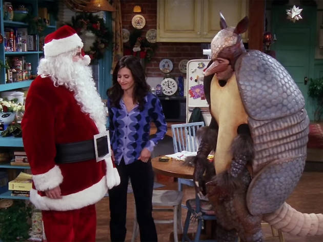 """Friends, """"The One with the Holiday Armadillo"""" (2000)"""
