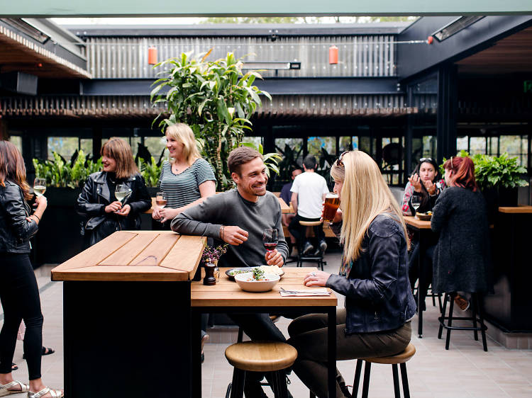 The best rooftop bars in Melbourne