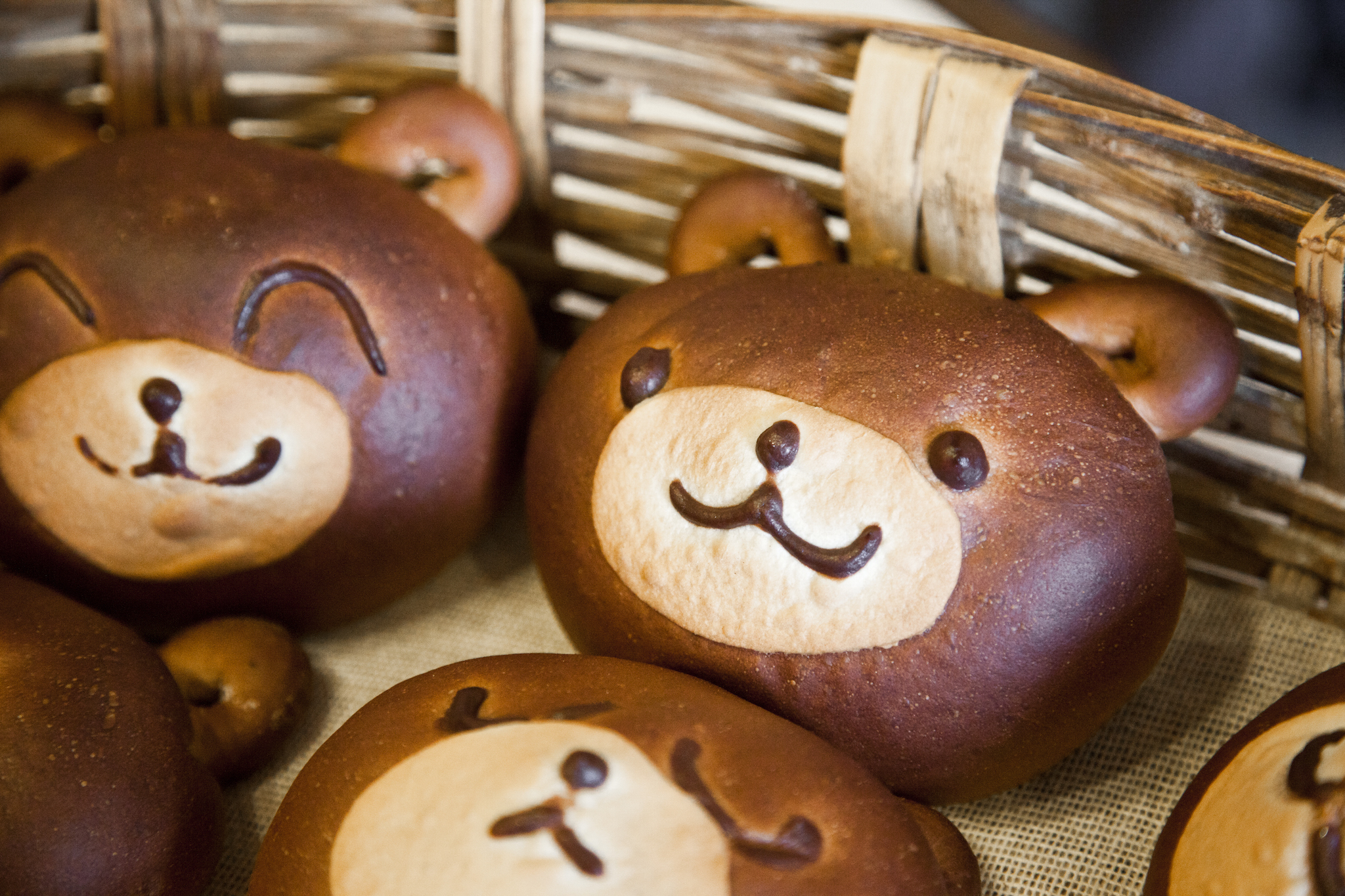 Panaderías japonesas en la CDMX