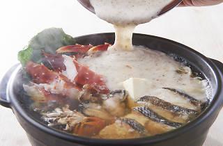 自然薯料理 銀座 山薬清流庵