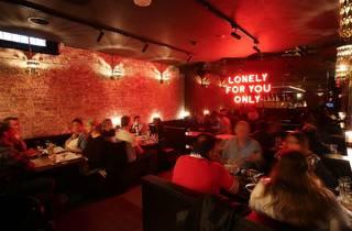 Dining room at Chin Chin (Photograph: Graham Denholm)