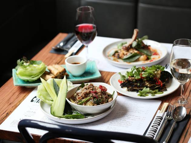 The best restaurants on Flinders Lane