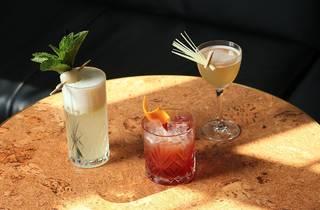 Drinks at Chin Chin (Photograph: Graham Denholm)
