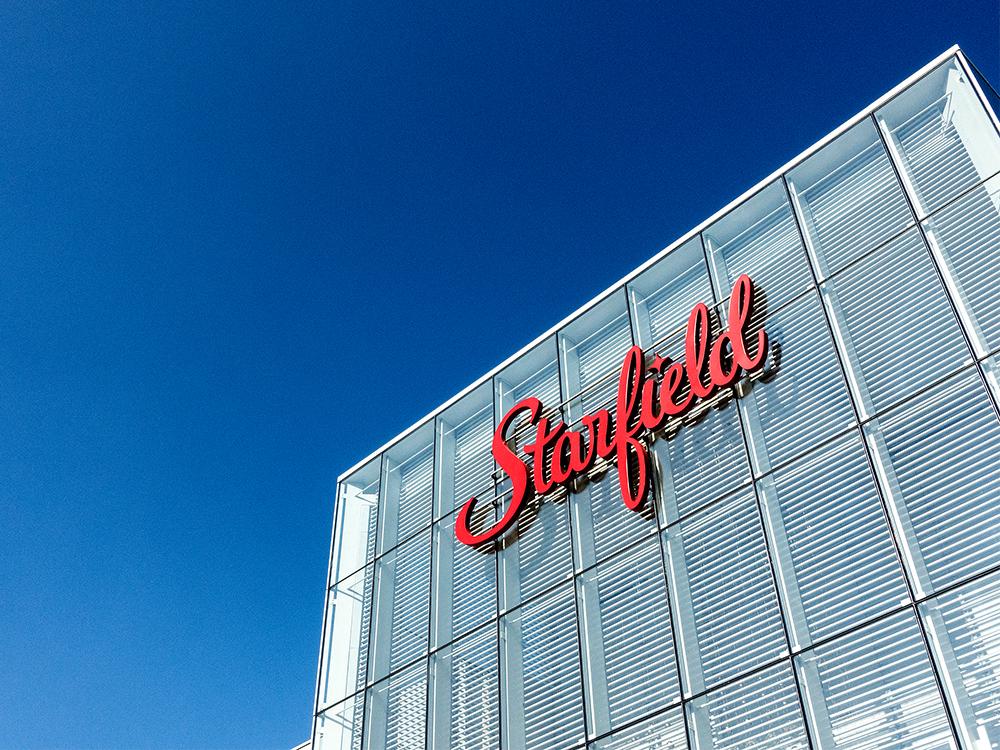 쇼핑 테마파크! 신세계 하남 스타필드