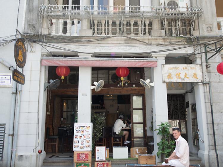 Cathedral Café