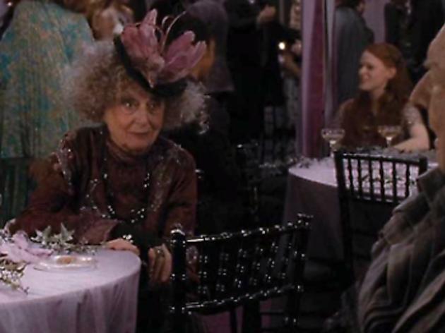 Muriel, Harry Potter, Weasley