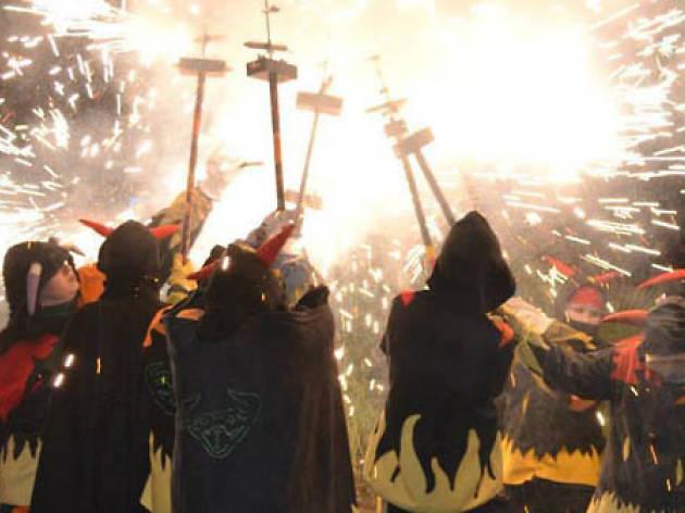 Diables de Sant Andreu