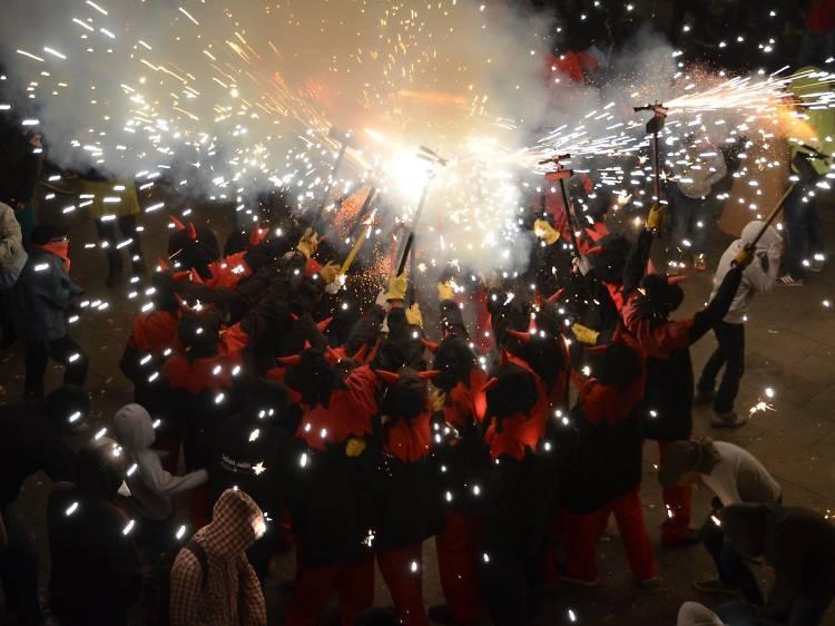 Revetlles i festes de Sant Joan a Barcelona