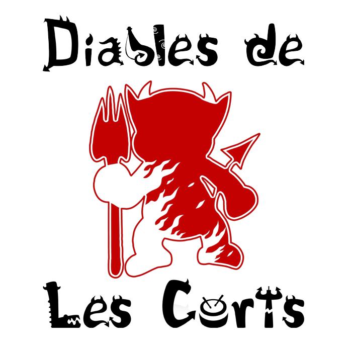 Logo Diables de Les Corts