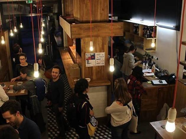 Paris's most-loved bar is... Le Social Bar