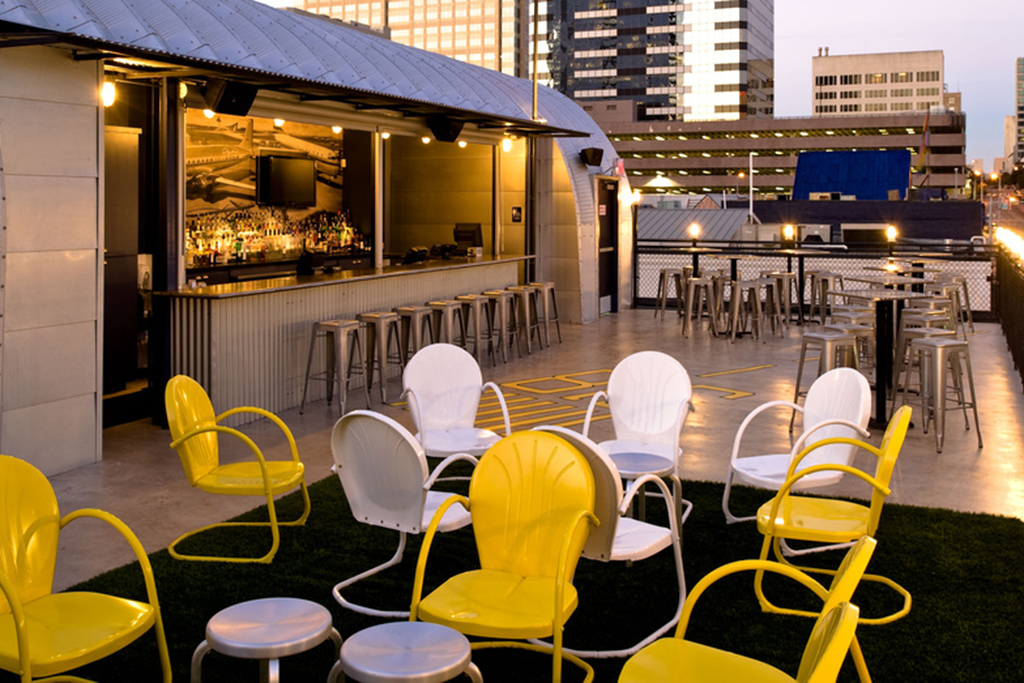 The best Austin rooftop bars