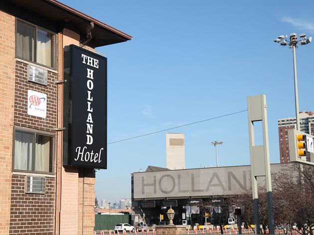 (Photograph: Courtesy the Holland Hotel)