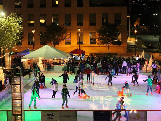 The Rink in Downtown Burbank