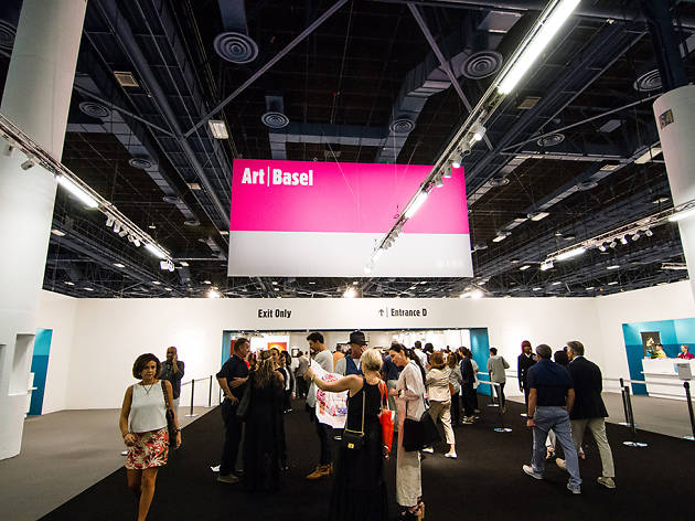 Art Basel Miami Beach 2020 is officially canceled