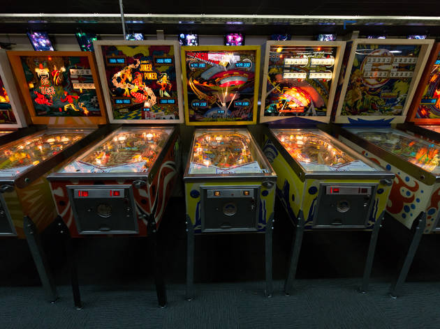 The best arcades in NYC