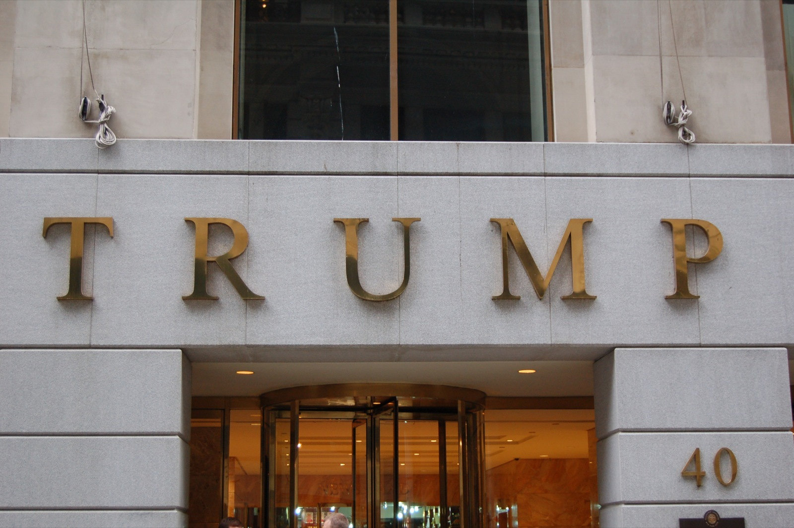 Three Upper West Side buildings are removing Trump's name