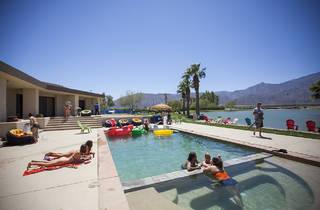 Base Camp at Coachella 2016; weekend 1