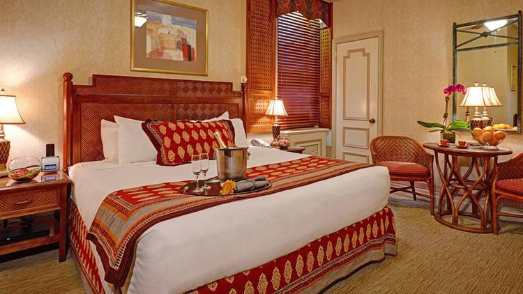 Casablanca Hotel (Photograph: Courtesy Casablanca Hotel)