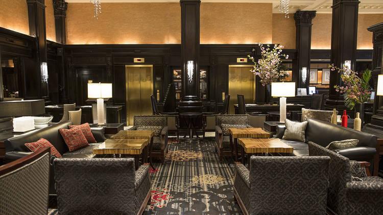 Algonquin Hotel (Photograph: Courtesy Algonquin Hotel)