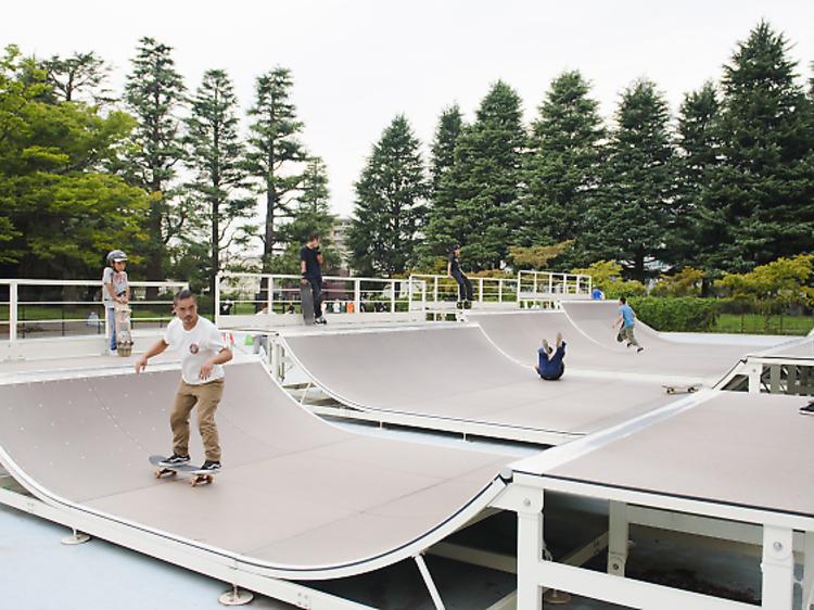 東京、スケートパーク10選