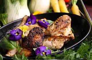 Edible Garden Dish